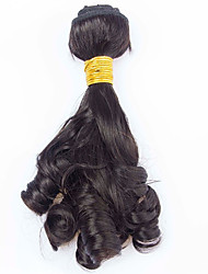 3 Pieces 300g 8-30inch Unprocessed full ends Human Hair Weaves Brazilian Texture Human Hair Extensions natural shine Hair Wefts