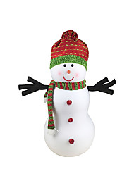 Christmas Decorations / Christmas Gifts / Christmas Party Supplies / Christmas Toys Holiday Supplies Snowman Foam White Above 3