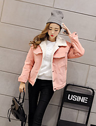 Sign 2016 Fall Winter jeans patch decorative female harem system bandwidth of loose pants collapse was thin Korean wave