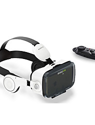 Integrated Earphone Virtual Reality Headset BOBO VR for 4.7-6.2 Inch Smartphone whit Gamepad