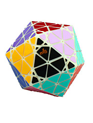 Toys Smooth Speed Cube Alien Novelty Stress Relievers Magic Cube Beige ABS Plastic