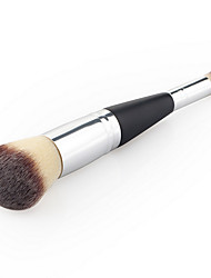 1 Contour Brush Blush Brush Eyeshadow Brush Concealer Brush Powder Brush Foundation Brush Synthetic HairProfessional Travel Synthetic
