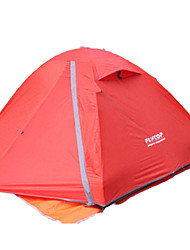 Moistureproof/Moisture Permeability Waterproof Breathability Well-ventilated Keep Warm One Room Tent Green Red Orange