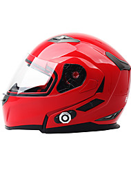 Full Face Antifog Breathable ABS Rubber Motorcycle Helmets