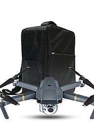 Aircraft No Need to Fold Nylon Black Drone Backpack for DJI Mavic Pro