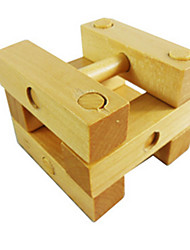 Kong Ming Lock Toys Wood Beige For Boys / For Girls 5 to 7 Years / 8 to 13 Years / 14 Years & Up