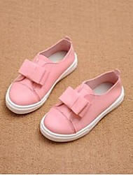 Girl's Loafers & Slip-Ons Comfort Leatherette Casual Pink / White