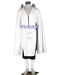 Naruto Anime Cosplay Costumes Coat/Bandage /Pants/More Accessories male