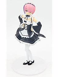 Re Life In A Different World From Zero Ram 15cm Anime Action Figures Model Toys Doll Toy 1pc
