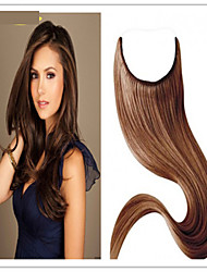 grau 8a vendas quentes extensão do cabelo humano cabelo flip brasileira na extensão do cabelo 100% feixes cabelos lisos
