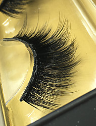 속눈썹 속눈썹 인조 속눈썹 눈 두꺼운 속눈썹 해제 / 머리에 볼륨을 준 수공 섬유 Others 0.07mm 14mm