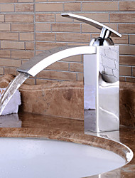 High Quality Contemporary Fashion style Chrome Bathroom Sink Faucet