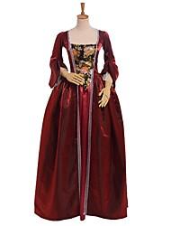 Steampunk®Rococo Women Medieval Baroque Dress Ball Gown