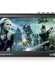 UnisCom MP3/MP4 MP3 WMA WAV FLAC APE Batterie Li-ion rechargeable