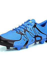 Herren-Sportschuhe-Sportlich-maßgeschneiderte Werkstoffe-Geteilte Sohle-Neuheit-Blau Grün Grau Orange