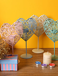 Decorate The Wedding Candle Holders