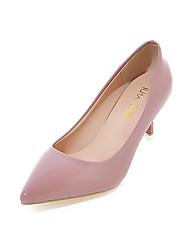 Women's Loafers & Slip-Ons Summer Comfort Tulle Casual Flat Heel Bowknot Purple Beige Walking