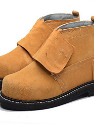 Men's Boots Fall Winter Other Rubber Outdoor Casual Yellow Other