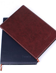 Business Notebook BXZ-B551 Leather Surface-Mounted Notebook 100 Pages