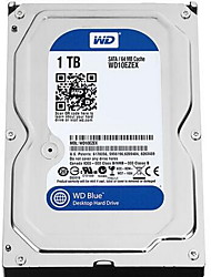 Western Digital WD10EZEX 1TB Solid State Disk (SSD) Andere SATA Desktop 7200 7200