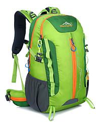 45 L рюкзак Заплечный рюкзак Охота Восхождение Спорт в свободное время Велосипедный спорт/Велоспорт Для школы Отдых и туризм Путешествия
