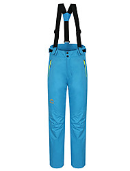 Women's Pants/Trousers/Overtrousers Waterproof / Thermal / Warm / Windproof / Fleece Lining / Detachable Fleece WinterS / M / L / XL / XXL
