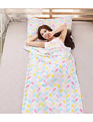Спальный мешок Liner Комнатный Двуспальный комплект (Ш 200 x Д 200 см) 20 Хлопок 210X120