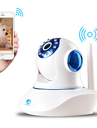 JOOAN 720P Network IP Camera Baby Monitoring Security Video Surveillance with Two-way Audio