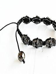 Bracelet Bracelets de rive Alliage Mode Sports Bijoux Cadeau Argent,1pc