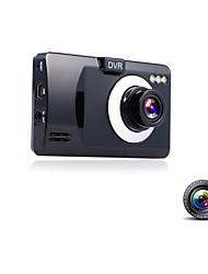 novatek 289L novatek Full HD 1920 x 1080 DVR Car 2.4 Polegadas Tela 1/4 traço Cam