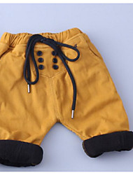 Boy Casual/Daily Sports School Solid Pants Winter Spring Fall