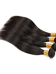 Virgin Indian Hair Straight 8A Indian Virgin Hair 8-30inch Unprocessed Indian Straight Virgin Hair Bundle Cheap Human Hair Weave Human Hair Extensions