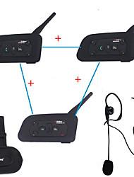 Vnetphone 2 V6/V4 1200M Waterproof Professional Football Referee Intercom System Bluetooth Soccer Arbitro Communication Referee Intercom Headsets