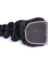 8-20inch 4x4 Lace Closure Body Wave Remy Hair Closure Medium Brown Swiss Lace Natural Hairline Nice Baby Hair Unprocessed Brazilian Human Hair