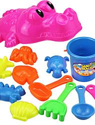 Pretend Play Leisure Hobby Toys Novelty Crocodile ABS Rainbow For Boys For Girls