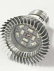 5W E14 GU10 E26/E27 Lampes Horticoles LED 10 SMD 5730 165-190 lm Rouge Bleu V 1 pièce
