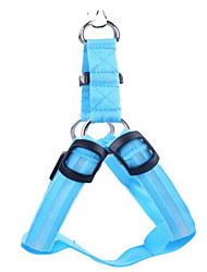 Harness Electronic/Electric Solid Nylon Blue