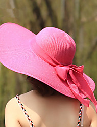Summer Tide Bow Big Hat Hat Straw Hat Women Hat Sun Hat Beach Hat