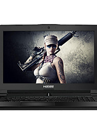 Hasee Z7-sp7s2 15,6 polegadas Intel Core i7 quad 8GB de RAM de 1 TB SSD de 128 GB Windows 10 gtx1060 6gb portátil de jogos