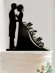 Yakeli the bride and groom cake topper custom wedding cake decoration