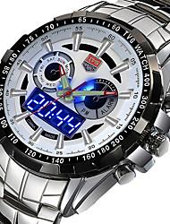 Мужской Спортивные часы Армейские часы Нарядные часы Модные часы Наручные часы Кварцевый Цифровой Календарь сплав ГруппаВинтаж С