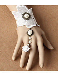The Bride Bracelet With Another Ring