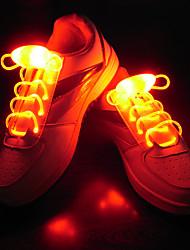 LED Light Up Материал не указан-В любом месте-Шнурки(Синий Зеленый Красный Белый Оранжевый)