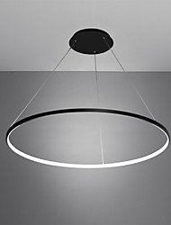 Lámparas Colgantes ,  Moderno / Contemporáneo Cromo Característica for LED MetalSala de estar Comedor Habitación de estudio/Oficina Sala