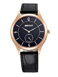 Men's Fashion Watch Automatic self-winding Calendar Water Resistant/Water Proof Stainless Steel Band Black Brown Brand