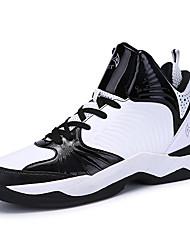 le confort des chaussures de sport printemps été automne hiver pu extérieur athlétique décontracté noir bleu noir / rouge noir marche à