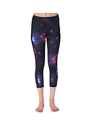 Yoga Pants Tights Quick Dry Breathable Compression Ultra Light Fabric High Stretchy Sports Wear Women's YokalandYoga Pilates Exercise &