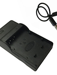 BLH7E Micro USB Mobile Camera Battery Charger for Panasonic DMW-BLH7 BLH7E DMC-GF7 GM1 GM5
