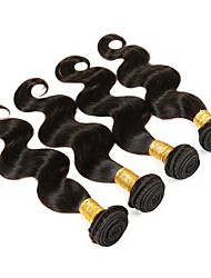 4 Pieces Indian Body Wave Style Human Virgin Hair Extension Weaves wefts 100g 8-30inch Human Hair Exrensions