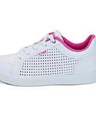 X-tep Tenisky Dámské Protiskluzový Anti-Shake Prodyšné Nositelný Outdoor Výkon PVC kůže Guma Běhání Volnočasové sporty